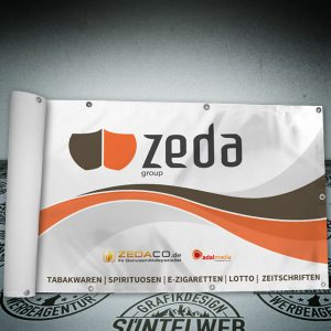 zeda-bannerdruck