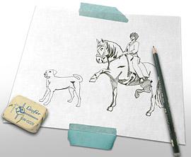 vektor-logo-hameln-grafik-design-dogsnhorses1-270