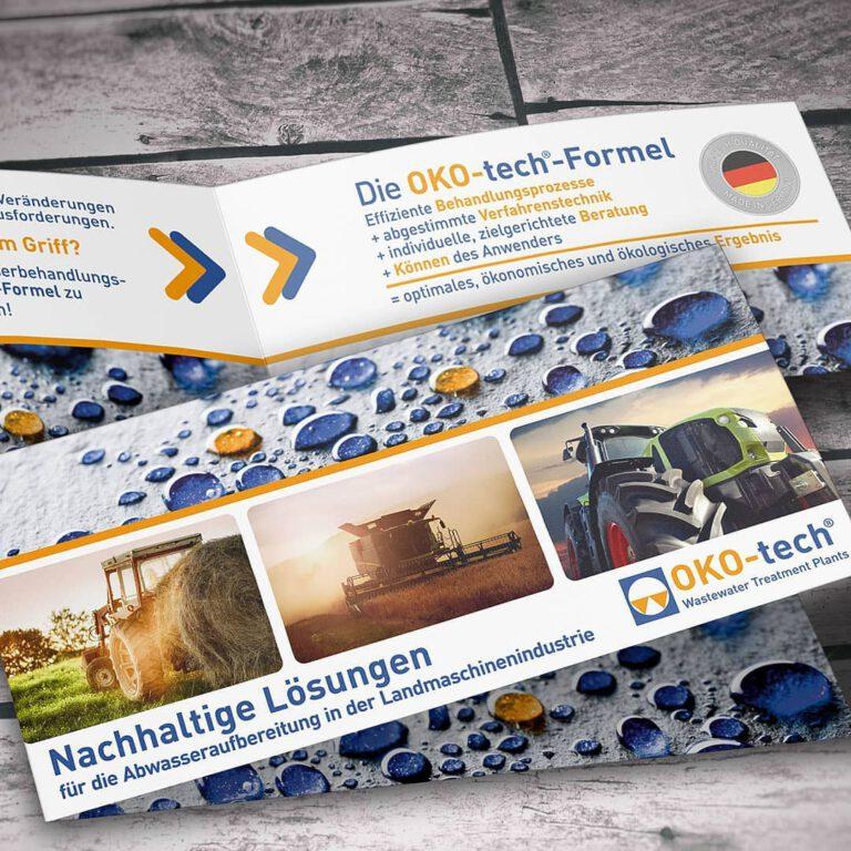 Nachhaltige Werbung für OKO-tech GmbH & Co.KG!