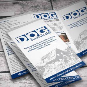 Imageflyer für DOG Deutschland GmbH Hessisch Oldendorf