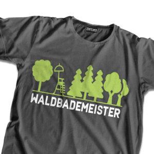 "suentelweb-shirt ""Wald-Bademeister"""