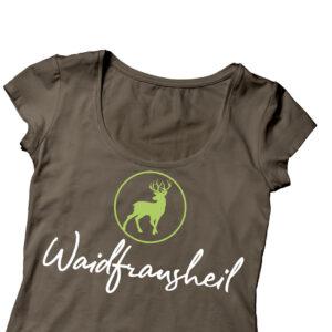 "suentelweb-shirt ""Waidfrausheil"""