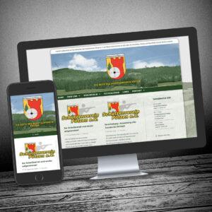 Read more about the article Redesign der Homepage des Schützenverein Pötzen