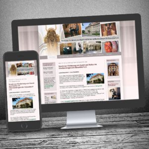 Kultur im OLG Homepage-ReDesign